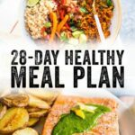 12 Day Healthy Meal Plan – A Couple Cooks – Healthy Recipes Meal Plan