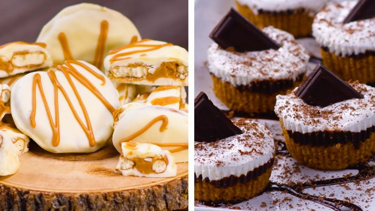 12 Dessert Recipes for Peanut Butter Lovers   Delicious Desserts ..
