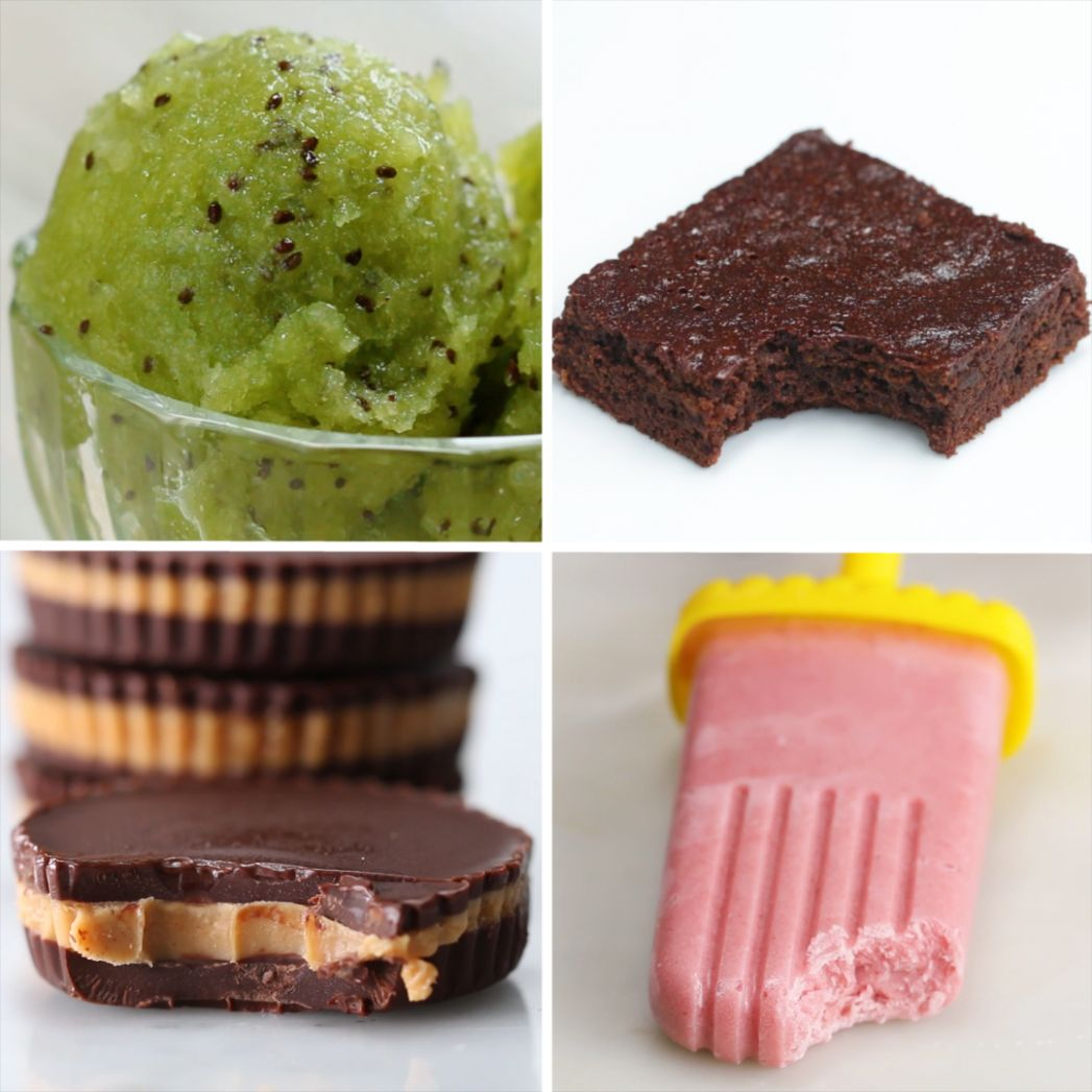 12 Desserts That Are 12 Ingredients Or Less | Recipes