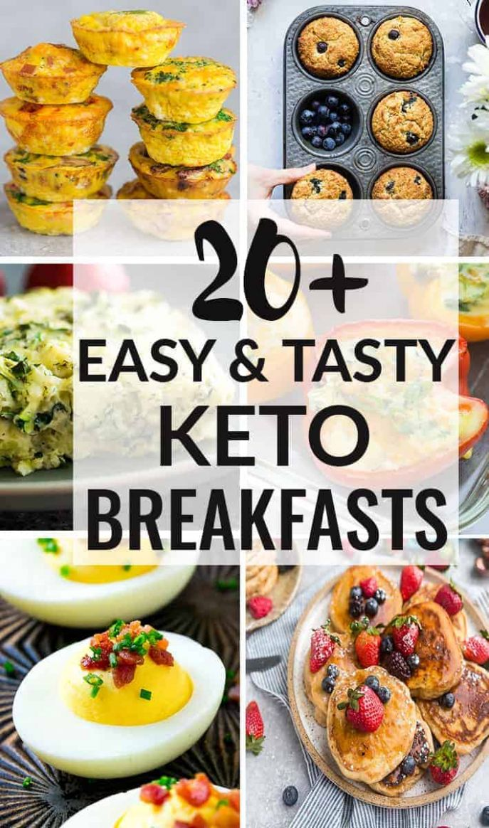 12+ Easy and Tasty Keto Breakfasts - Life Made Sweeter