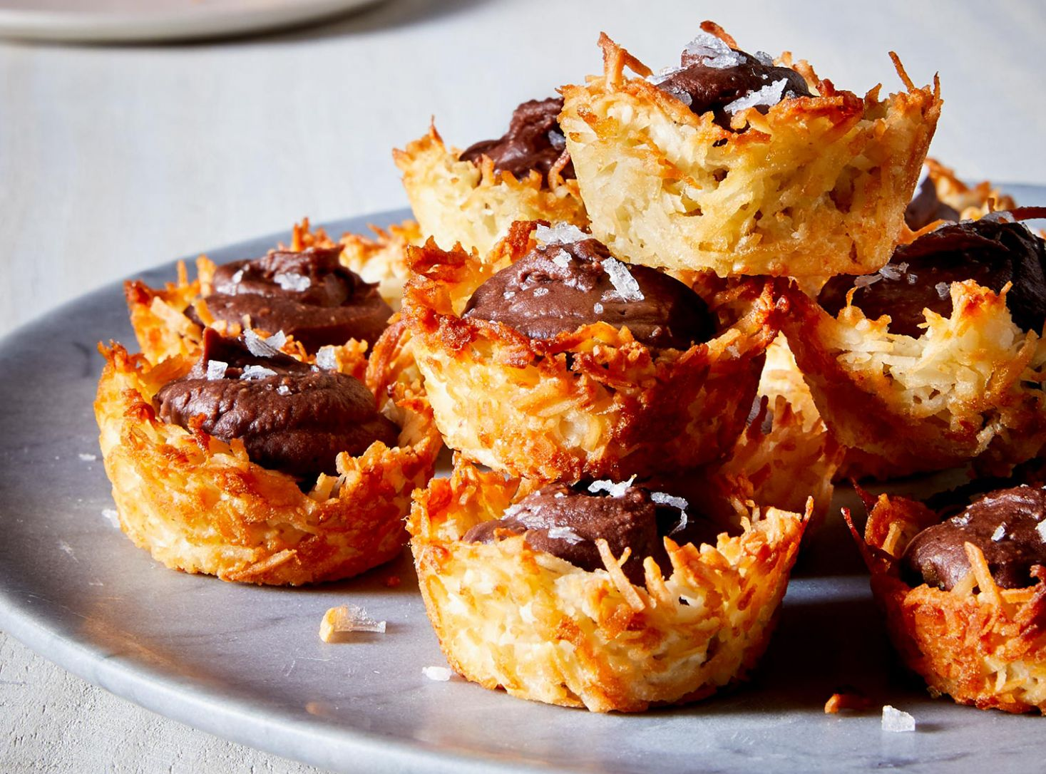 12 Easy Healthy Desserts the Whole Family Will Love   Real Simple - Dessert Recipes Delicious