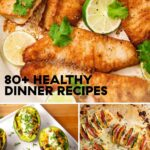 12+ Easy Healthy Dinner Ideas – Best Recipes For Healthy Dinners – Healthy Recipes Yummy