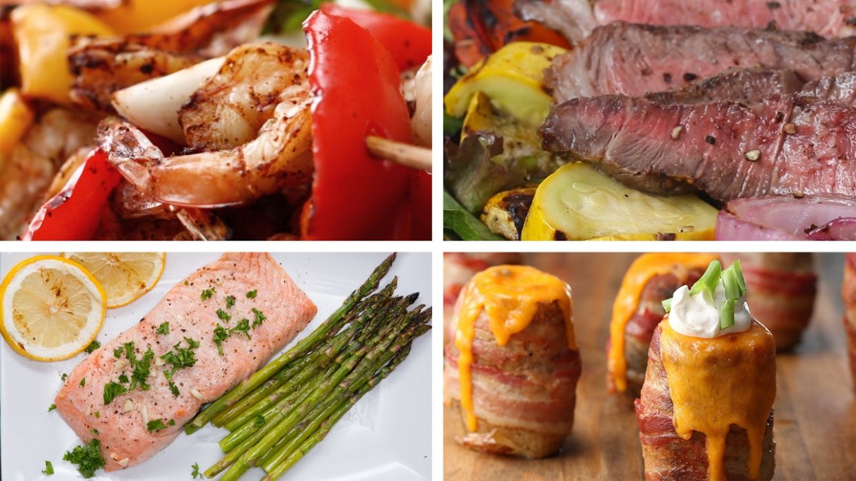 12 Easy Recipes For The Grill - Easy Recipes On The Grill