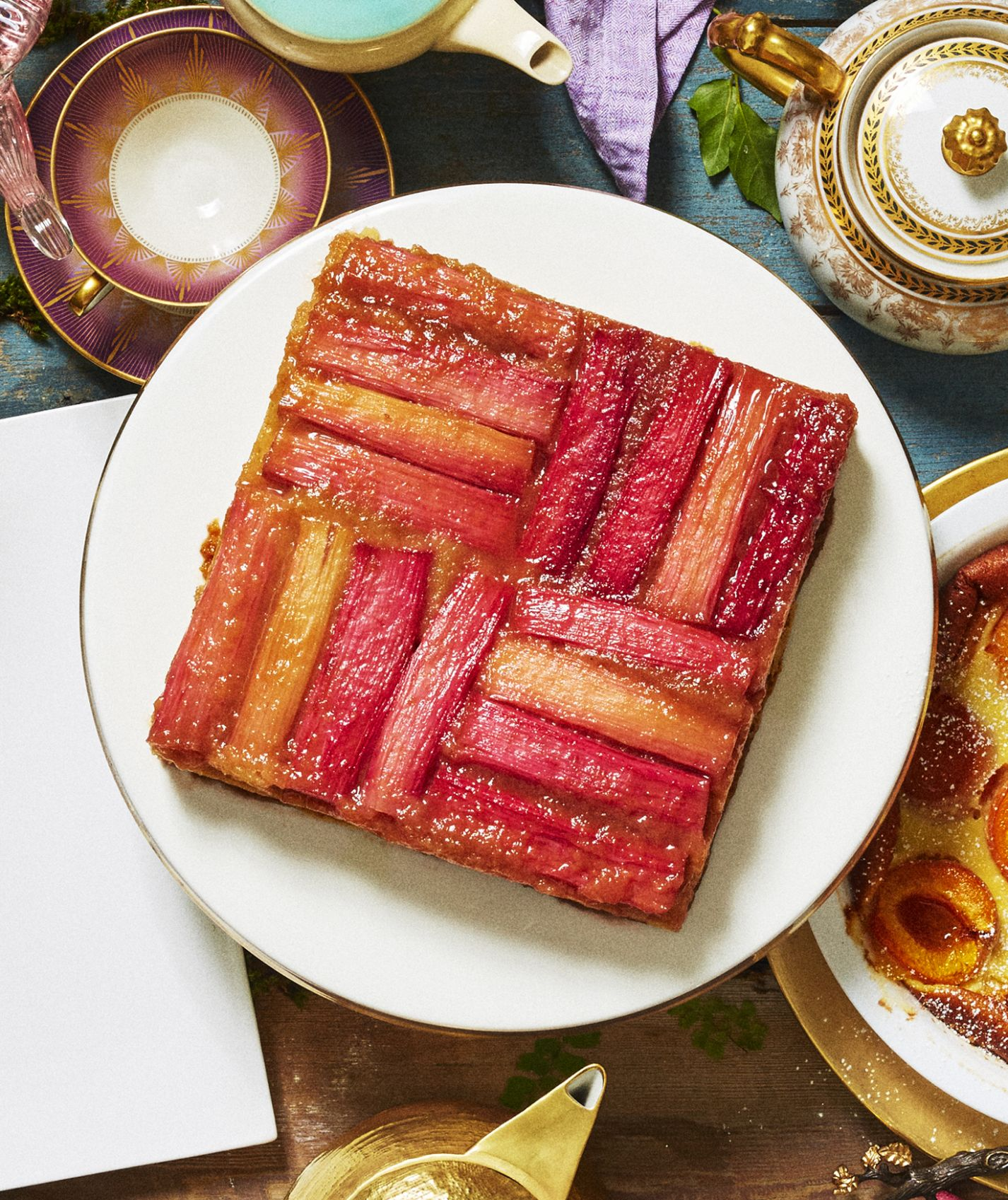 12 Easy Rhubarb Desserts You'll Want to Make Every Day This Spring ...
