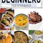 12 Easy Vegan Recipes For Beginners • It Doesn't Taste Like Chicken – Simple Recipes For Beginners