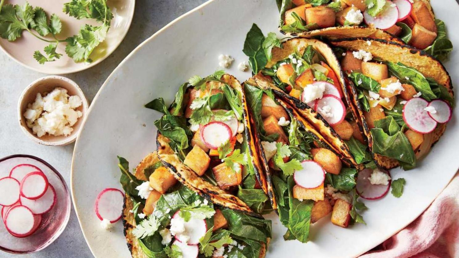 12 Easy Vegetarian Recipes for Busy Weeknights - Recipes Vegetarian Fast