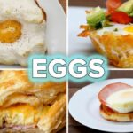 12 Egg Recipes For Breakfast Lovers • Tasty – Breakfast Recipes You Could Make With Eggs