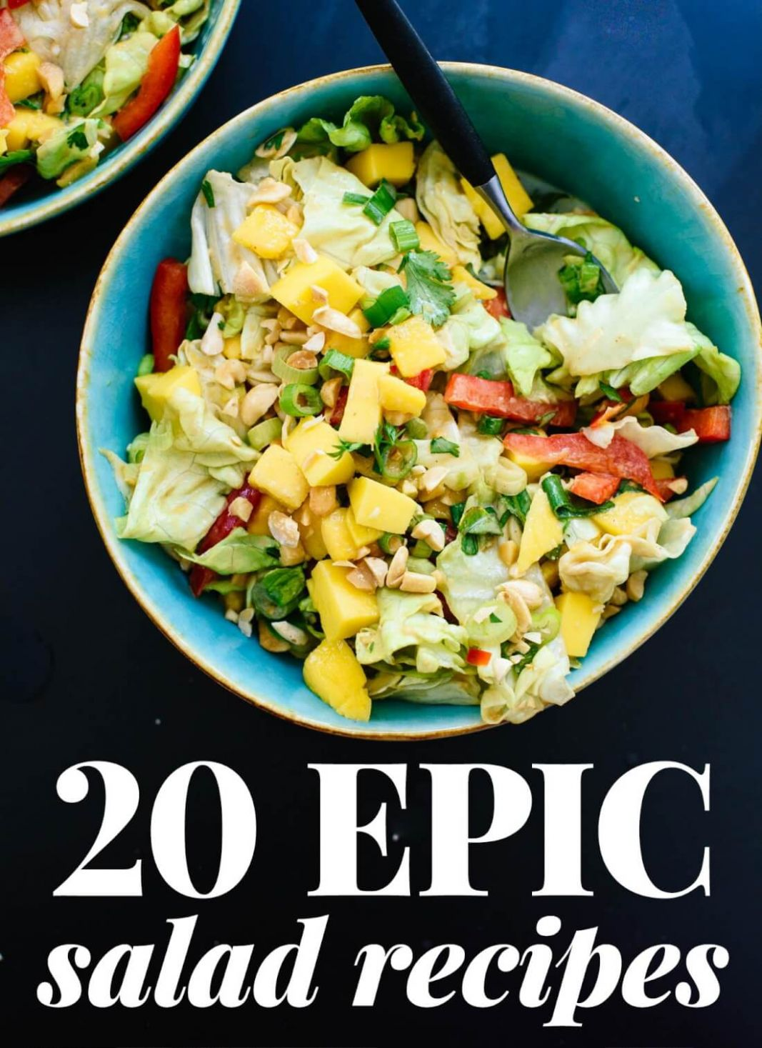 12 Epic Salad Recipes - Cookie and Kate - Salad Recipes You Can Make Ahead