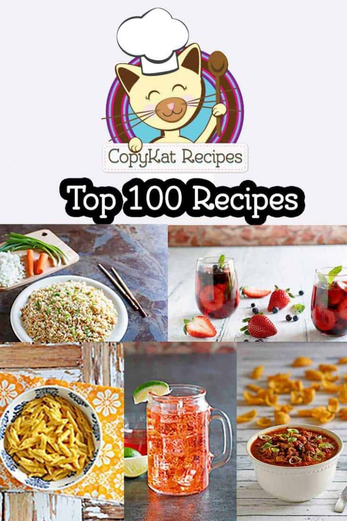 12 Favorite Copycat Recipes | CopyKat Recipes - Food Recipes Restaurants