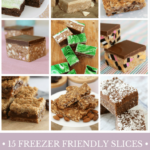 12 Freezer Friendly Slices (the Very Best Ones!) – Bake Play Smile – Dessert Recipes You Can Freeze