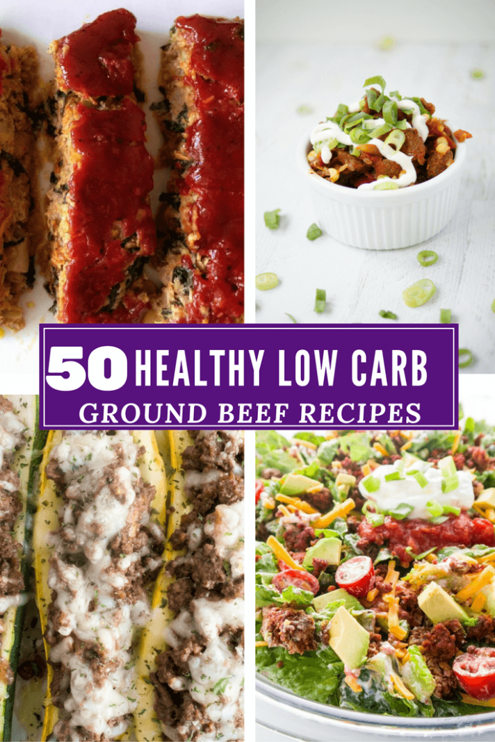 12 Ground Beef Recipes Low Carb and Healthy Recipe Roundup! | Beef ..