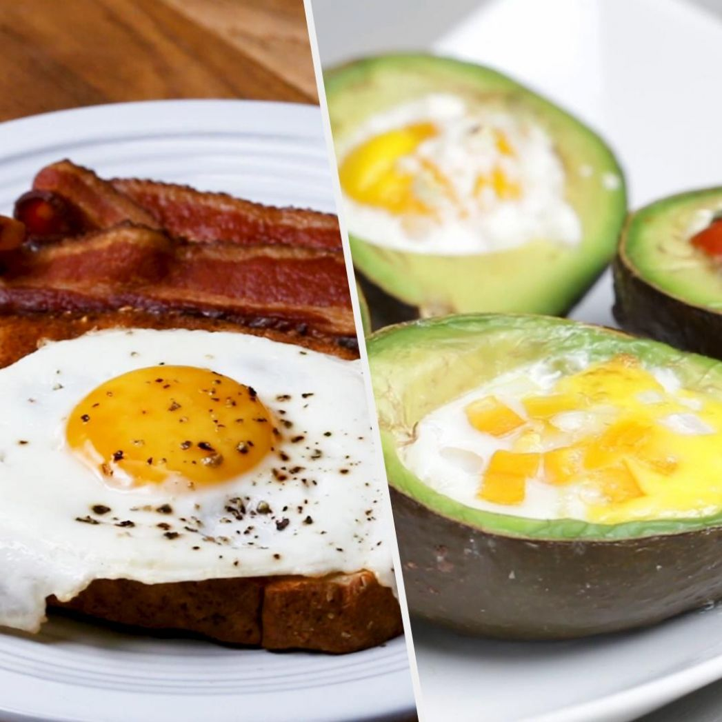 12 Healthy Breakfast Recipes To Keep You Fresh All Day - Breakfast Recipes Video