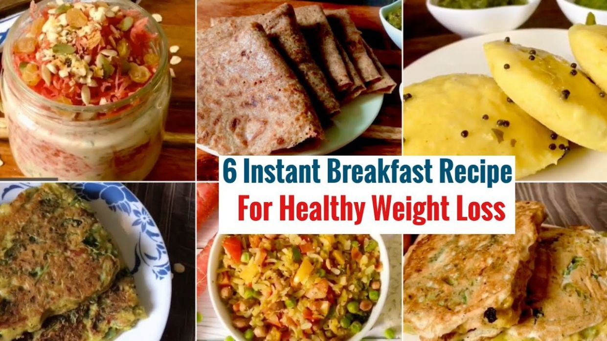 12 Healthy Instant Breakfast Recipes | Quick & Easy Indian ..
