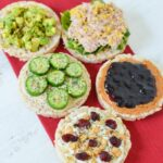 12 Healthy Rice Cake Toppings + Meal Ideas | Luci's Morsels – Recipes With Quaker Rice Cakes