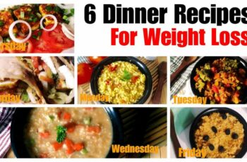 12 Healthy Vegetarian Dinner Recipes for Weight Loss | Indian Dinner With  Barley, Oats Daliya