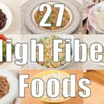 12 High Fiber Foods (12 Calorie Meals) DiTuro Productions – Dinner Recipes High In Fiber