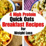 12 High Protein Quick Oats Breakfast Recipes | How To Make Oats For Weight  Loss | In Hindi – Oats Recipes For Weight Loss In Hindi