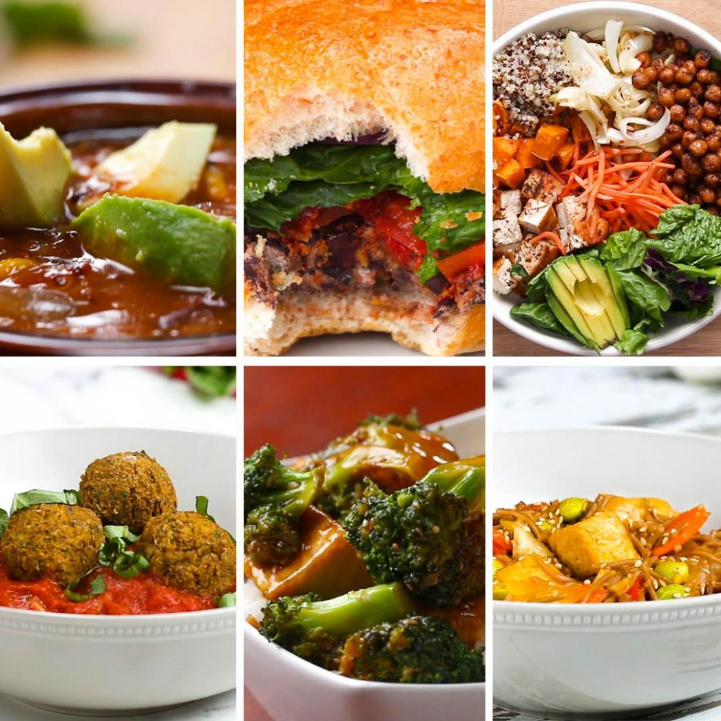 12 High Protein Vegetarian Dinners   Recipes - Vegetarian Recipes Rich In Protein