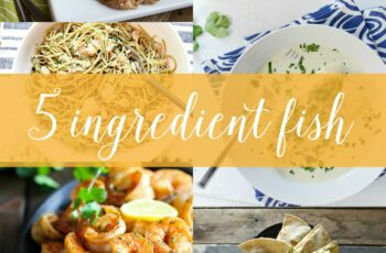 12 Ingredient Fish Recipes Round Up