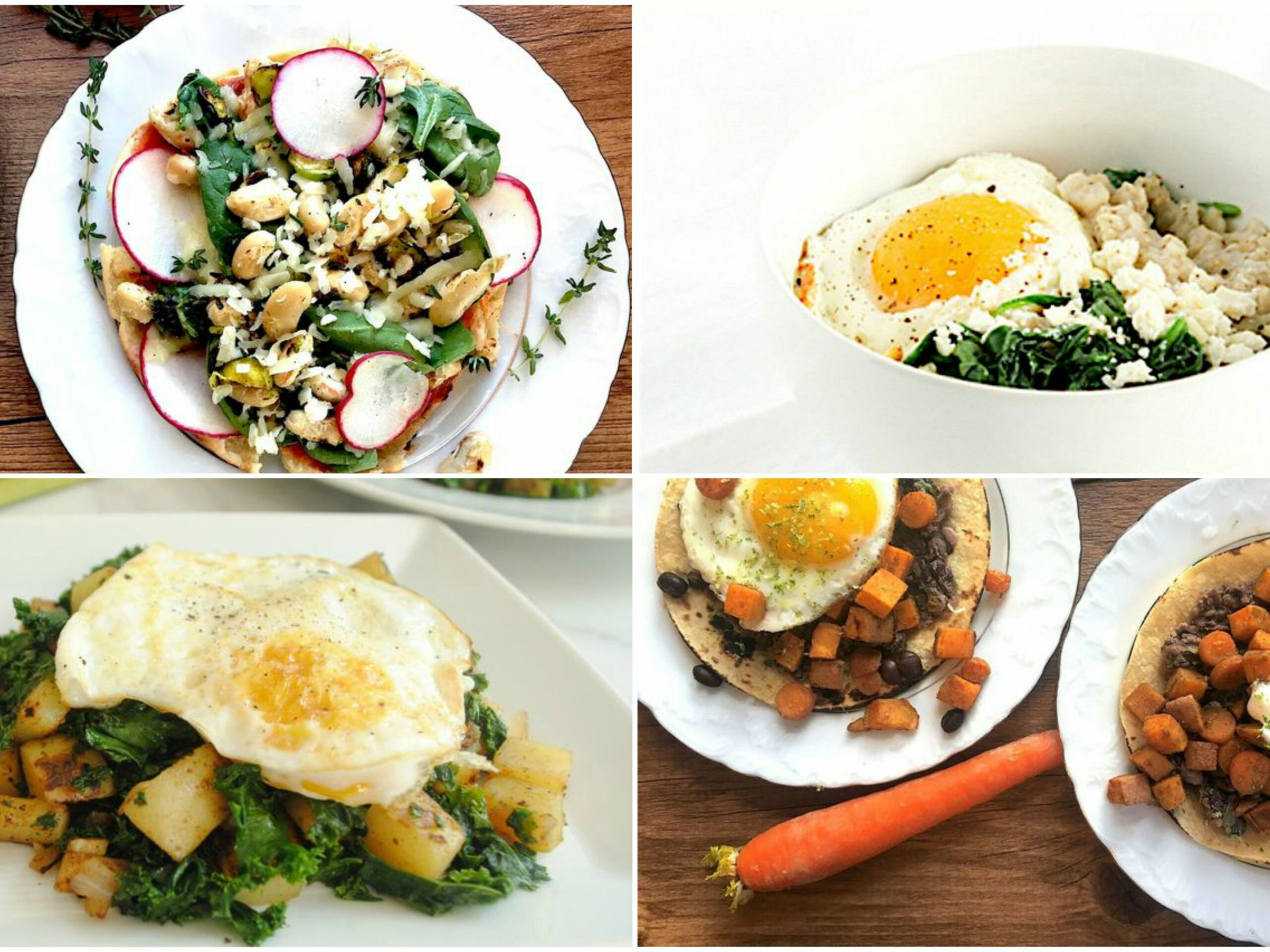 12 Iron-Rich Vegetarian Meals - Simple Recipes High In Iron