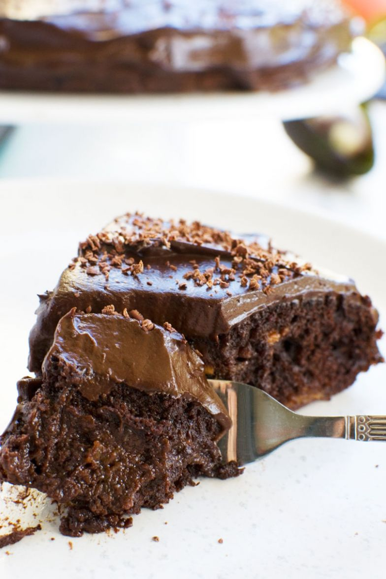 12 minute healthy chocolate cake - Healthy Recipes Cakes