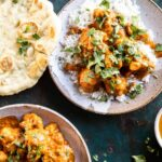 12 Minute Indian Coconut Butter Cauliflower – Healthy Recipes Indian Veg