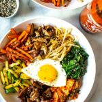 12 Minute Korean Bibimbap Recipe | The Girl On Bloor – Healthy Recipes Korean