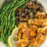 12 Minute One Pan Lemon Chicken Breast – Recipe Chicken Breast Lemon