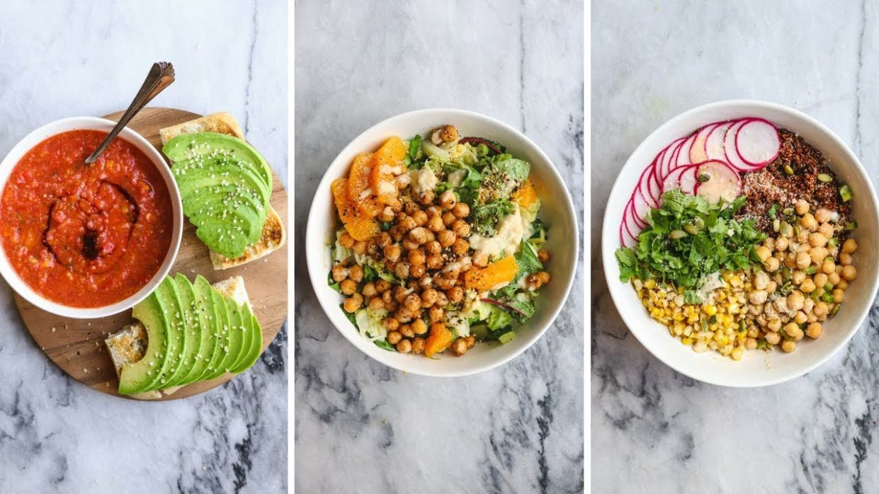 12 MUST TRY Vegan Dinner Recipes in Under 120 Minutes - Food Recipes To Try
