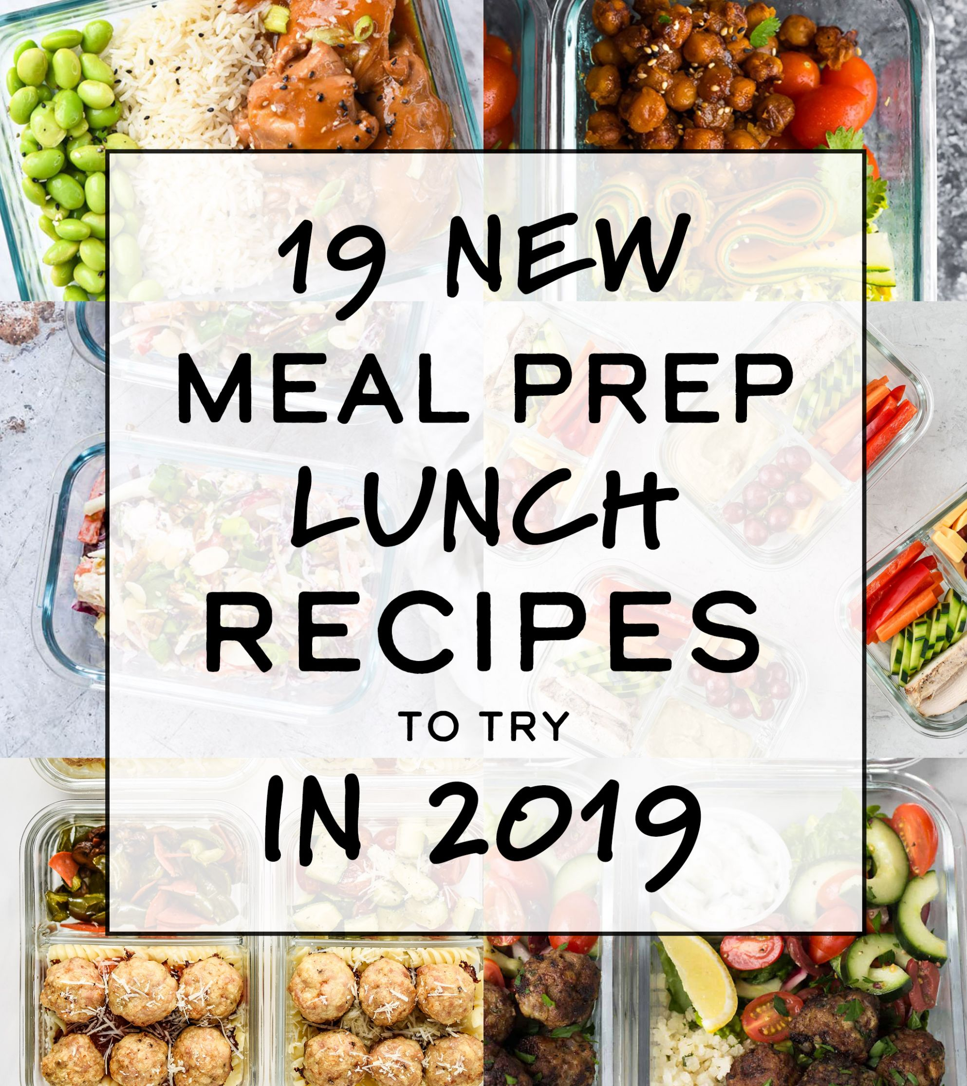 12 New Meal Prep Lunch Recipes to Try in 2012 - Project Meal Plan - Food Recipes To Try
