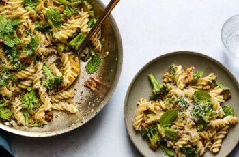 12 Quick and Easy Pasta Recipes - The New York Times