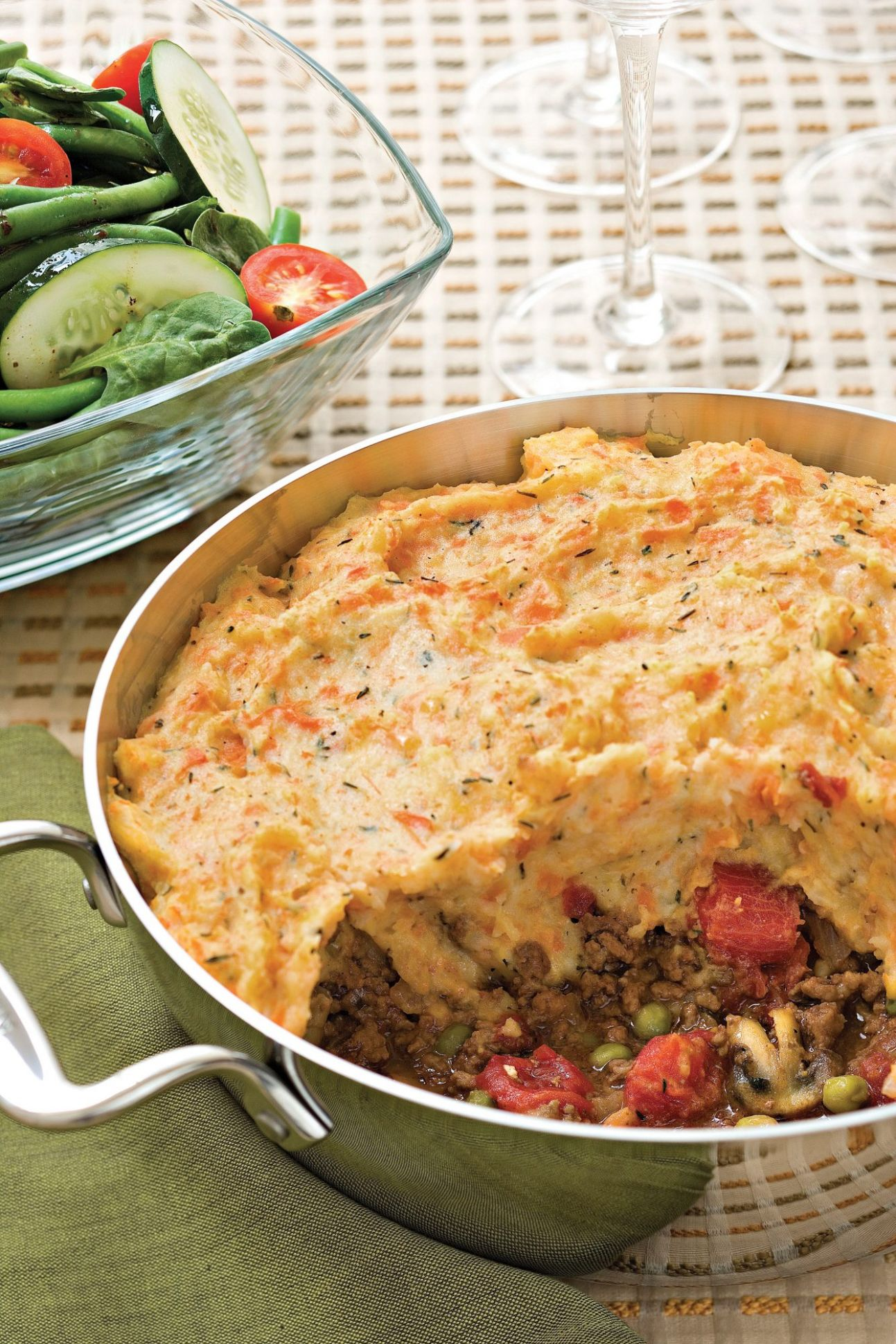 12 Quick Ground Beef Recipes | Southern Living - Dinner Recipes Hamburger