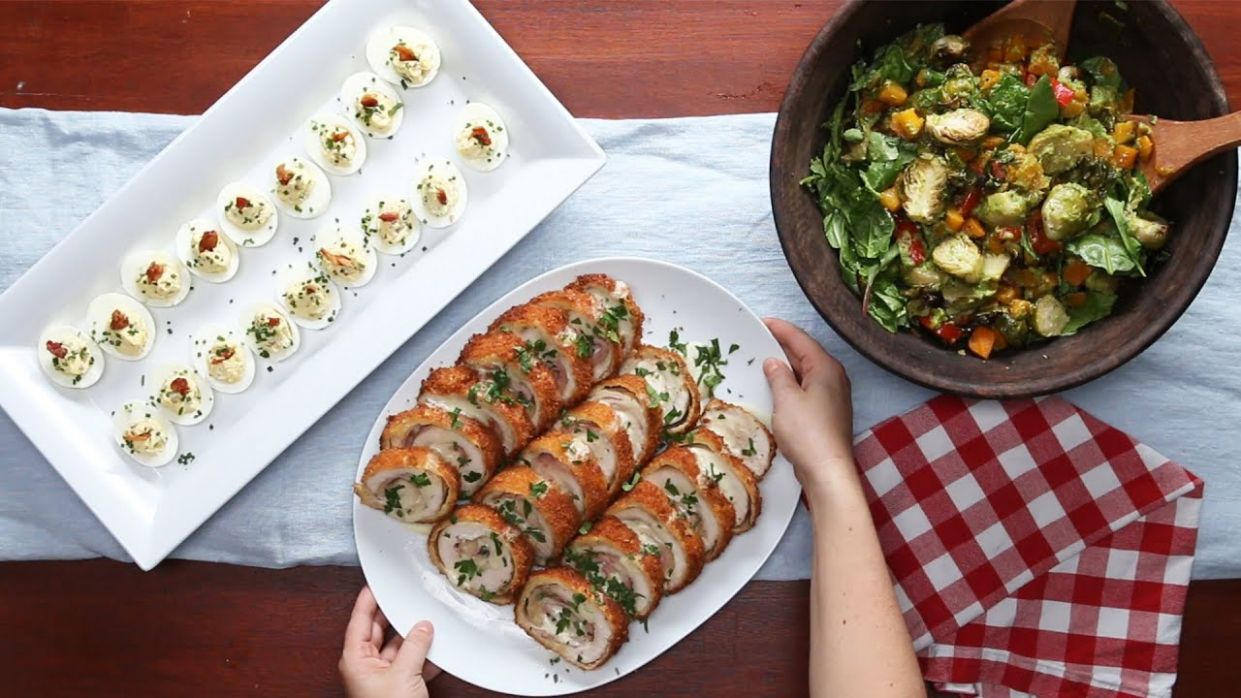 12 Recipes for a Tasty Dinner Party - Easy Recipes Dinner Party