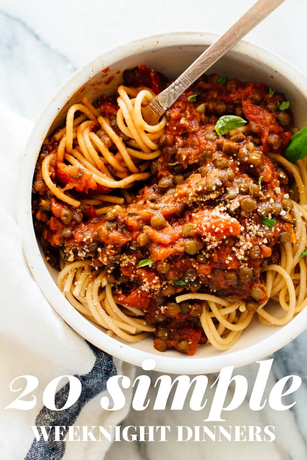 12 Simple Vegetarian Dinner Recipes - Cookie and Kate - Simple Recipes For Beginners