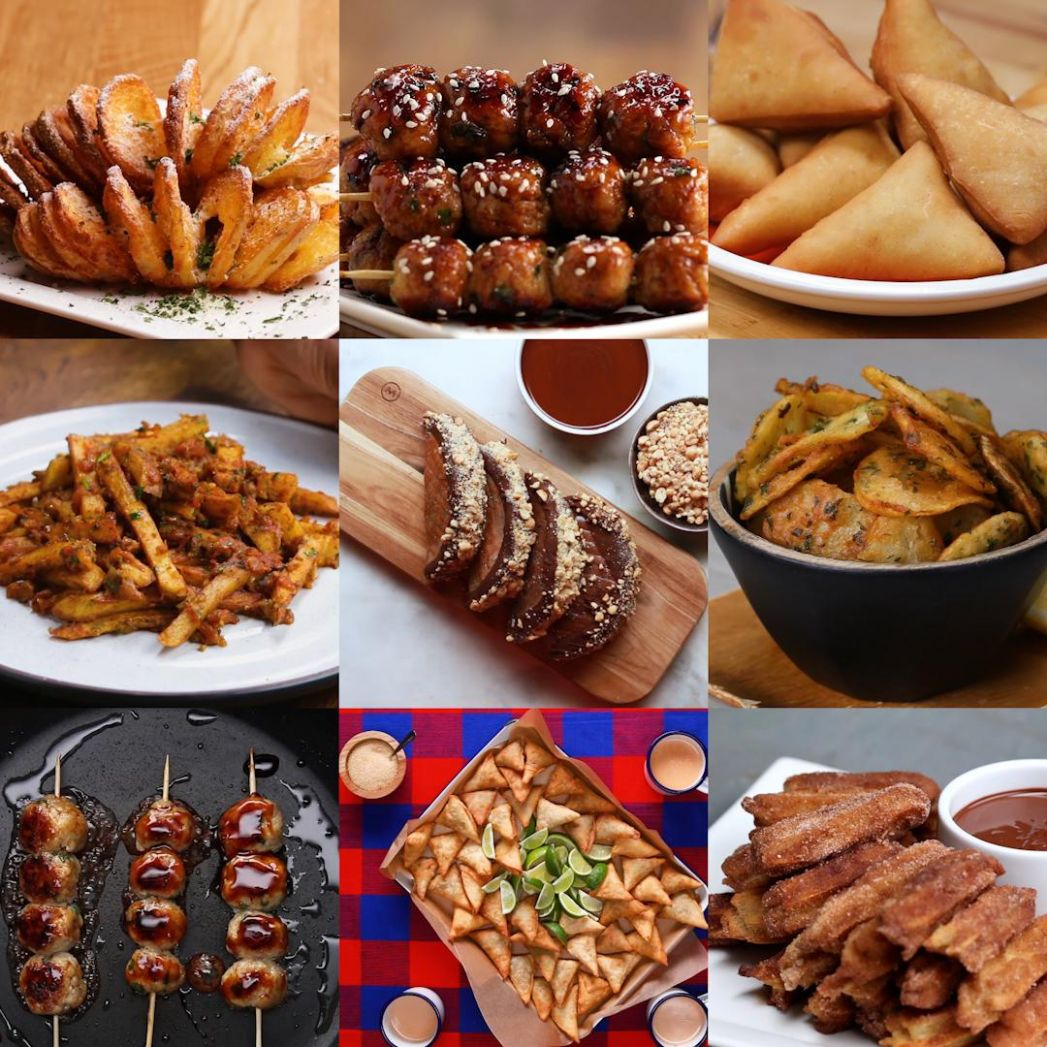 12 Street Food Recipes You Can Make At Home - Food Recipes With Pictures