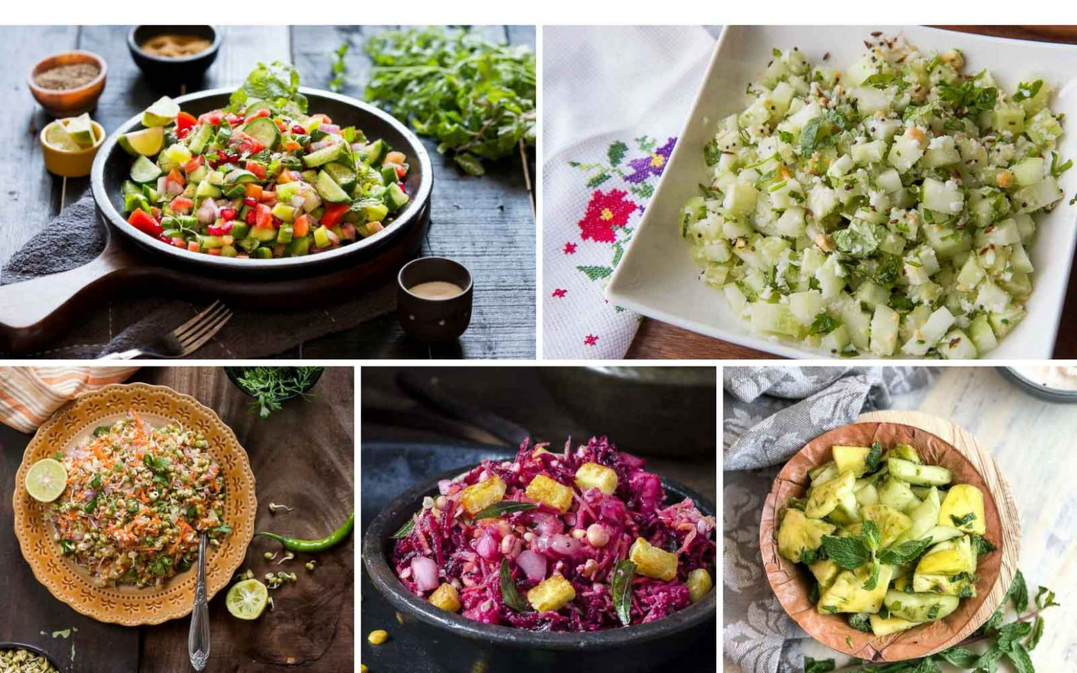 12 Super Healthy Indian Salad Recipes To Make Right Now by ..