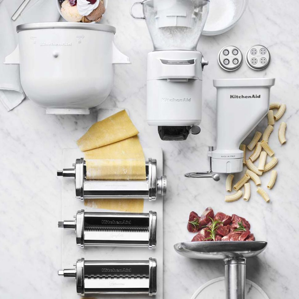 12 Things You Can Make with Your KitchenAid Stand Mixer ..