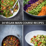 12 Vegan Main Course Recipes – Meals To Help You Keep Cooking Vegan – Vegetable Recipes Main Course