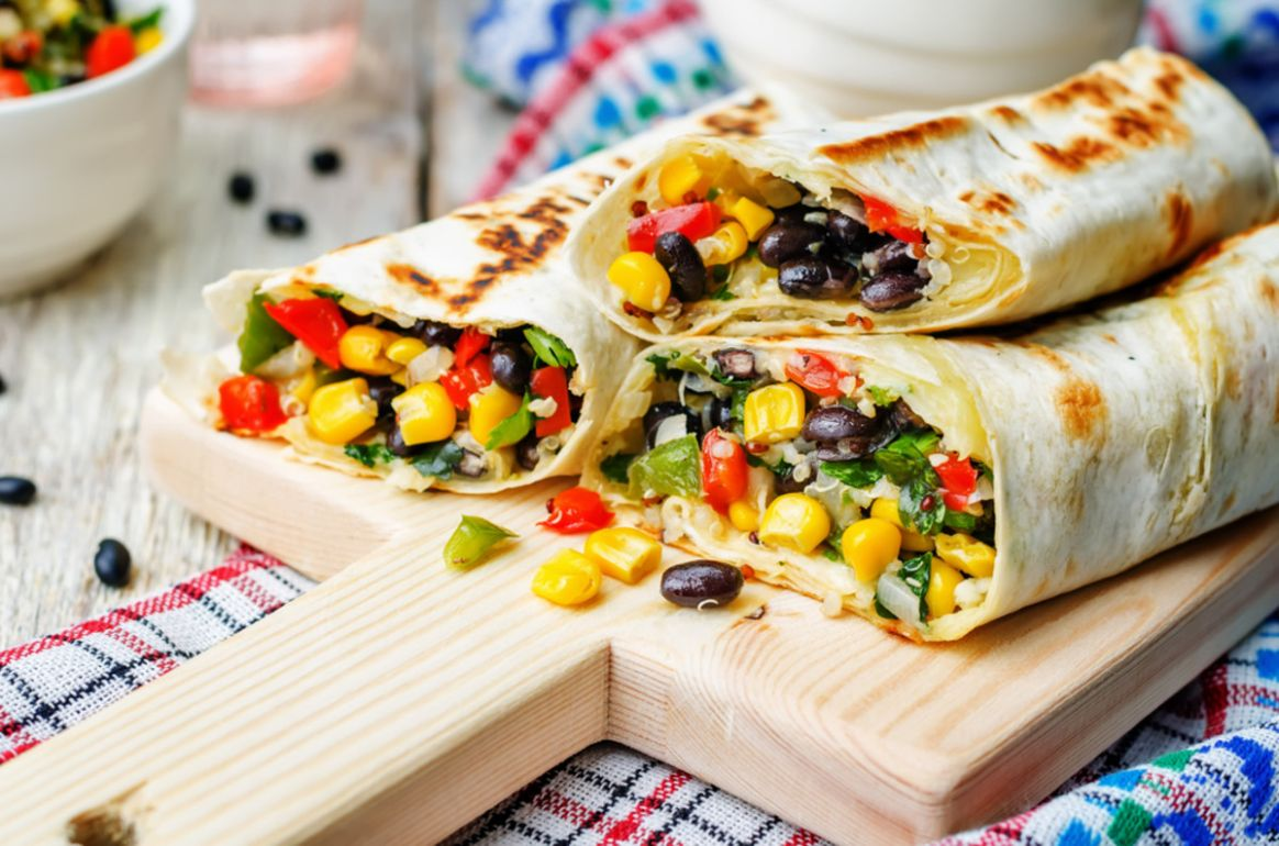 12 Vegetarian Mexican Recipes for Make Meatless Monday - Organic ..