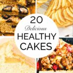 12 WHOLESOME & HEALTHY CAKE RECIPES – The Clever Meal – Healthy Recipes Cakes