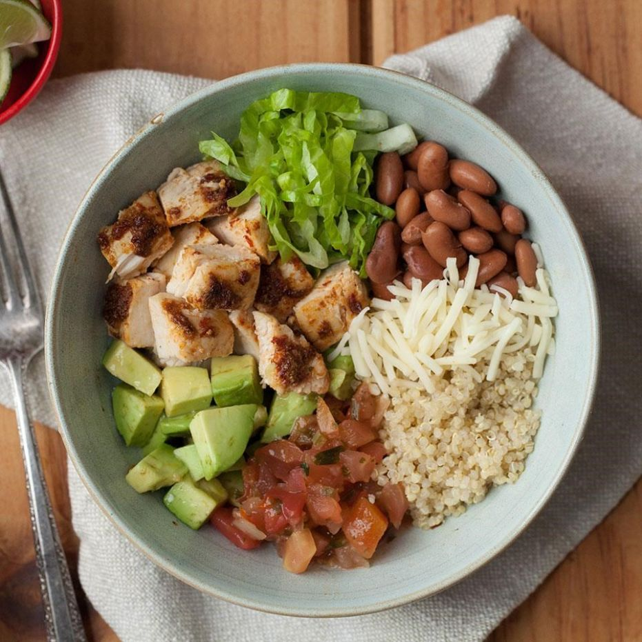 122-Day High Fiber Meal Plan: 12,12 Calories | EatingWell - Dinner Recipes High In Fiber
