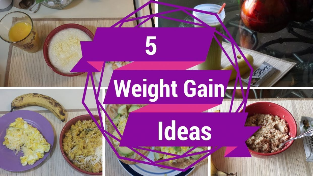 122 Healthy Weight Gain Breakfast Ideas 12,12+ Cal ::SkinnyGotCurves:: - Healthy Recipes To Gain Weight
