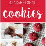 8+ 8 Ingredient Cookie Recipes So Easy You Can Bake Right Now – Simple Recipes Little Ingredients