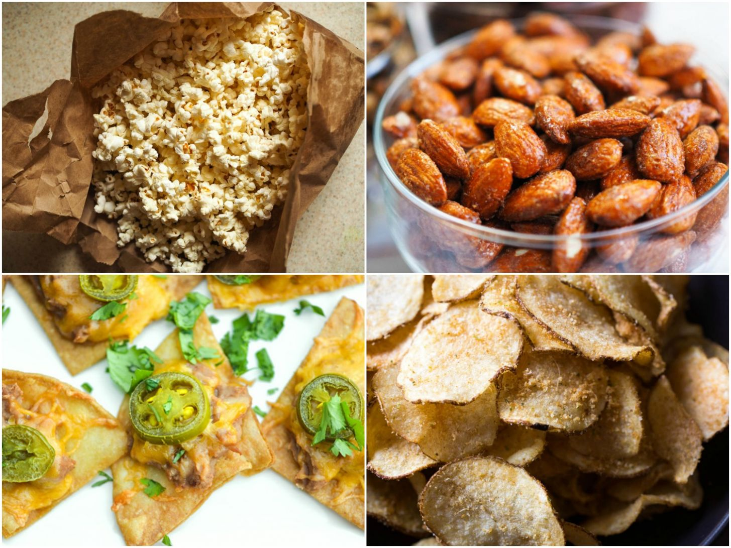 8 Addictive Snack Recipes for Movie Night at Home | Serious Eats - Food Recipes Snacks