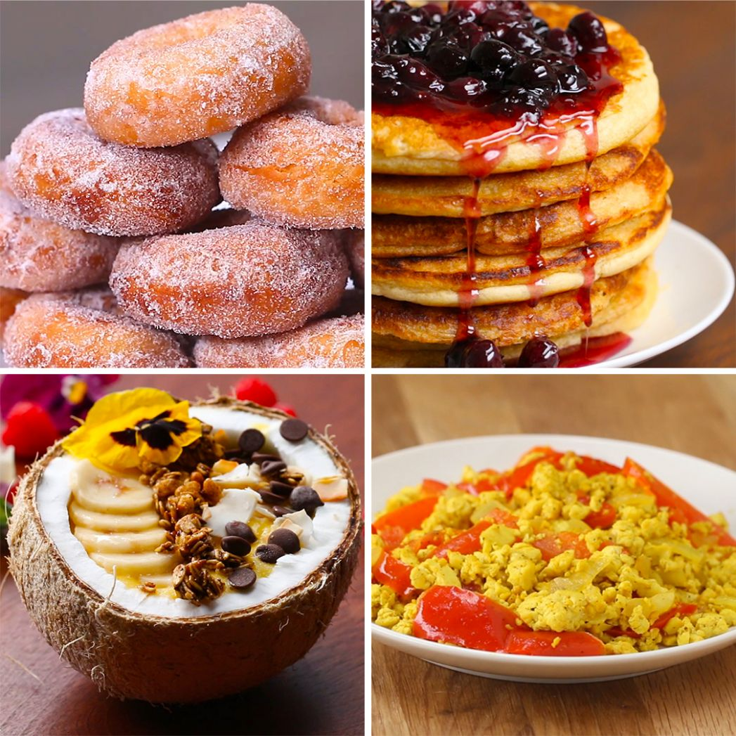 8 Amazing Dairy-Free Breakfasts | Recipes - Breakfast Recipes Dairy Free