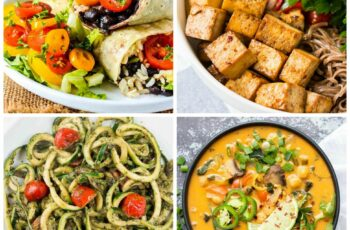 8 AMAZING Vegan Meals for Weight Loss (Gluten-Free & Low-Calorie)