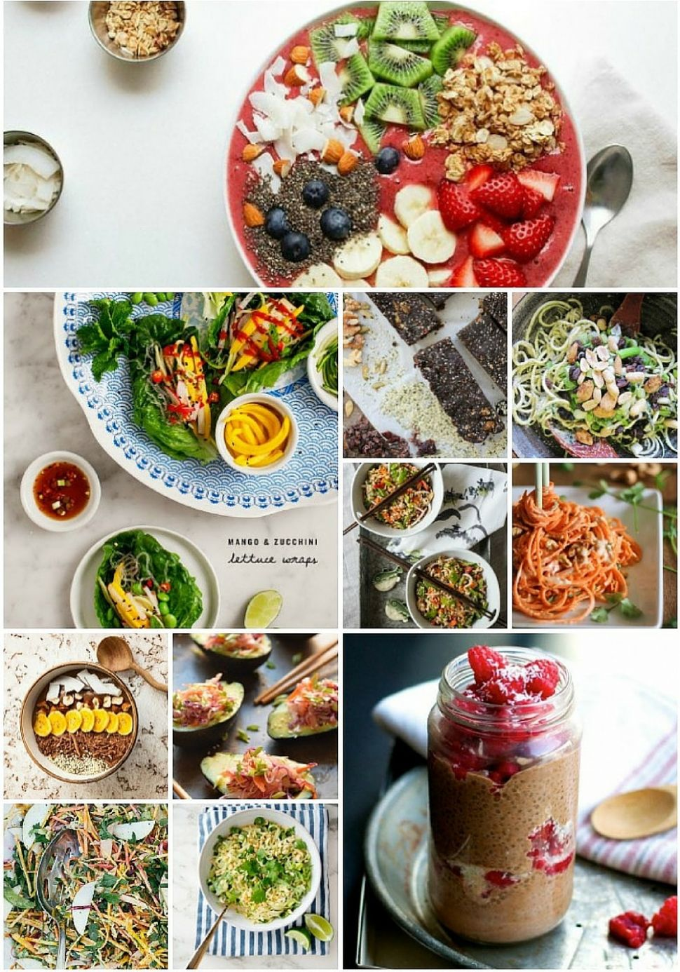 8 Awesome Raw Food Recipes for Beginners to Try   Yuri Elkaim - Simple Recipes Raw Food