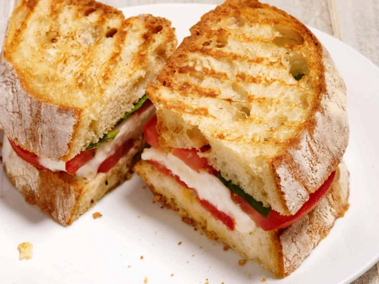 8 Awesome Recipes Made with a Sandwich Press - Recipes Sandwich Press