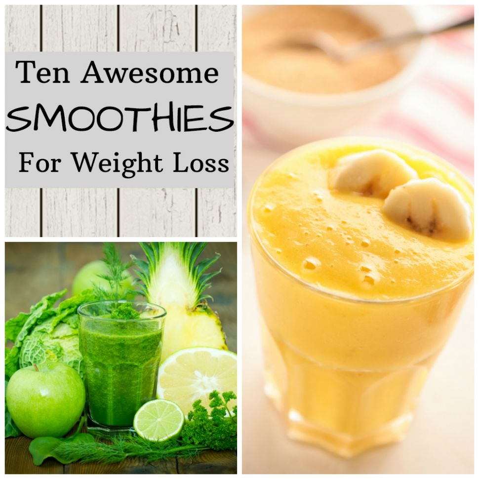 8 Awesome Smoothies for Weight Loss - All Nutribullet Recipes - Nutribullet Recipes For Weight Loss And Energy