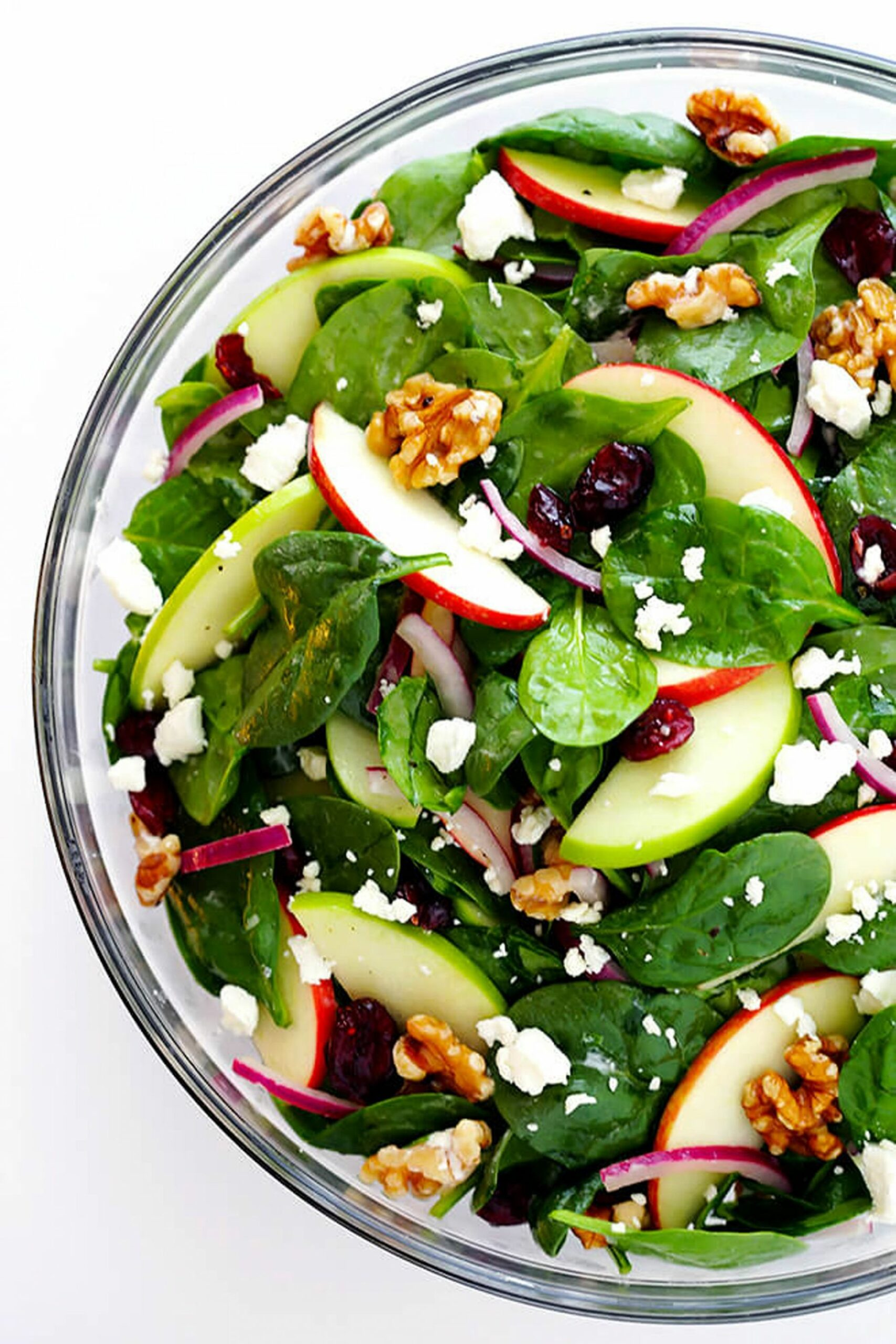 8 Best Apple Salad Recipes - Easy Fall Salads with Apples